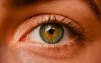 Oczy to jednostkowy narząd. To naturalnie dzięki nim doświadczamy.